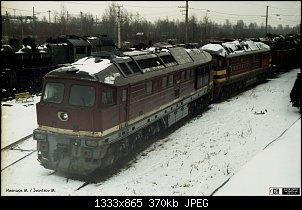 Нажмите на изображение для увеличения.  Название:Тепловоз ТЭ109-033. Шушары, Санкт-Петербург ф.jpg Просмотров:32 Размер:369.9 Кб ID:30476