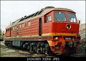 Нажмите на изображение для увеличения.  Название:ТЭ109-016 (Красн) Бокситогорск 1997 г-2.jpg Просмотров:33 Размер:331.7 Кб ID:25835