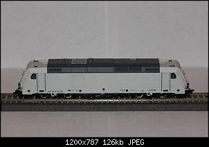 Нажмите на изображение для увеличения.  Название:__Тепловоз BR285 `Express Rail` D-CBR VI (Tillig_04934).JPG Просмотров:56 Размер:125.6 Кб ID:28891