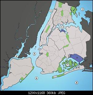 Нажмите на изображение для увеличения.  Название:Waterways_New_York_City_Map_Julius_Schorzman.jpg Просмотров:39 Размер:359.5 Кб ID:13761
